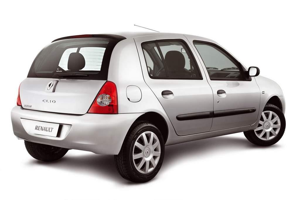 Carros mais baratos do Brasil: Renault Clio