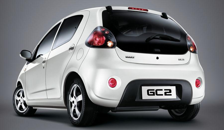 Carros mais baratos do Brasil: Geely GC2
