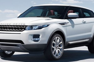 evoque blindado