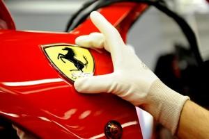 Fábrica da Ferrari Itália