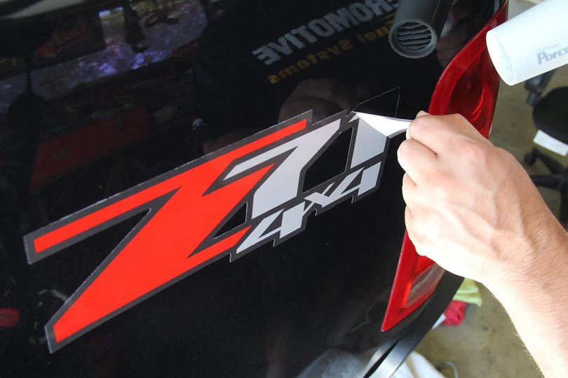 Como remover adesivo de carro