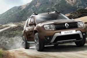 Renault Duster 2016 utilitário
