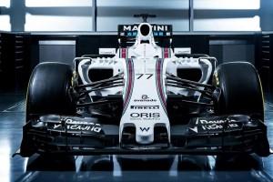 Williams F1 2016