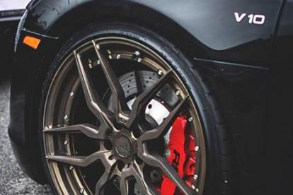 Roda esportiva V10