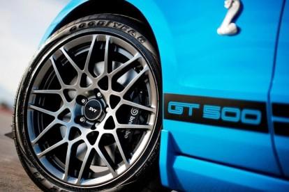 Roda esportiva Ford Mustang Shelby GT5000