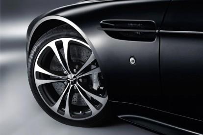 Roda esportiva Aston Martin