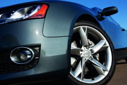 Roda esportiva Audi