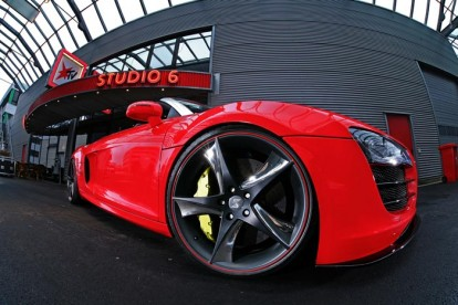 Roda esportiva Audi R8
