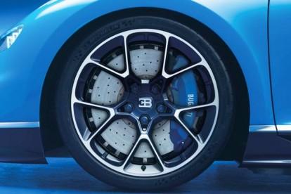 Roda esportiva Bugatti