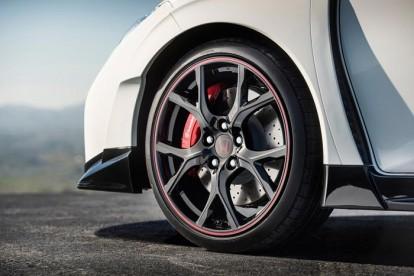 Roda esportiva Honda Civic Type R