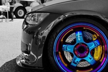 Roda esportiva Work Wheels Brasil