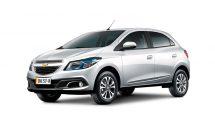 Chevrolet Onix 2017 frente
