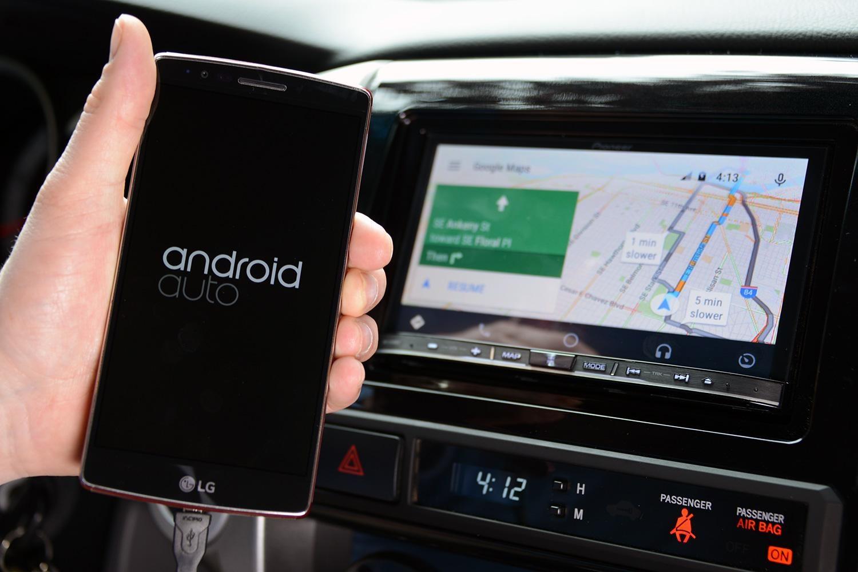 Foto: Site Oficial Android Auto/Reprodução