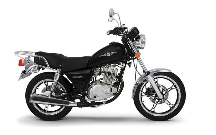 Foto: Suzuki Motos/Reprodução