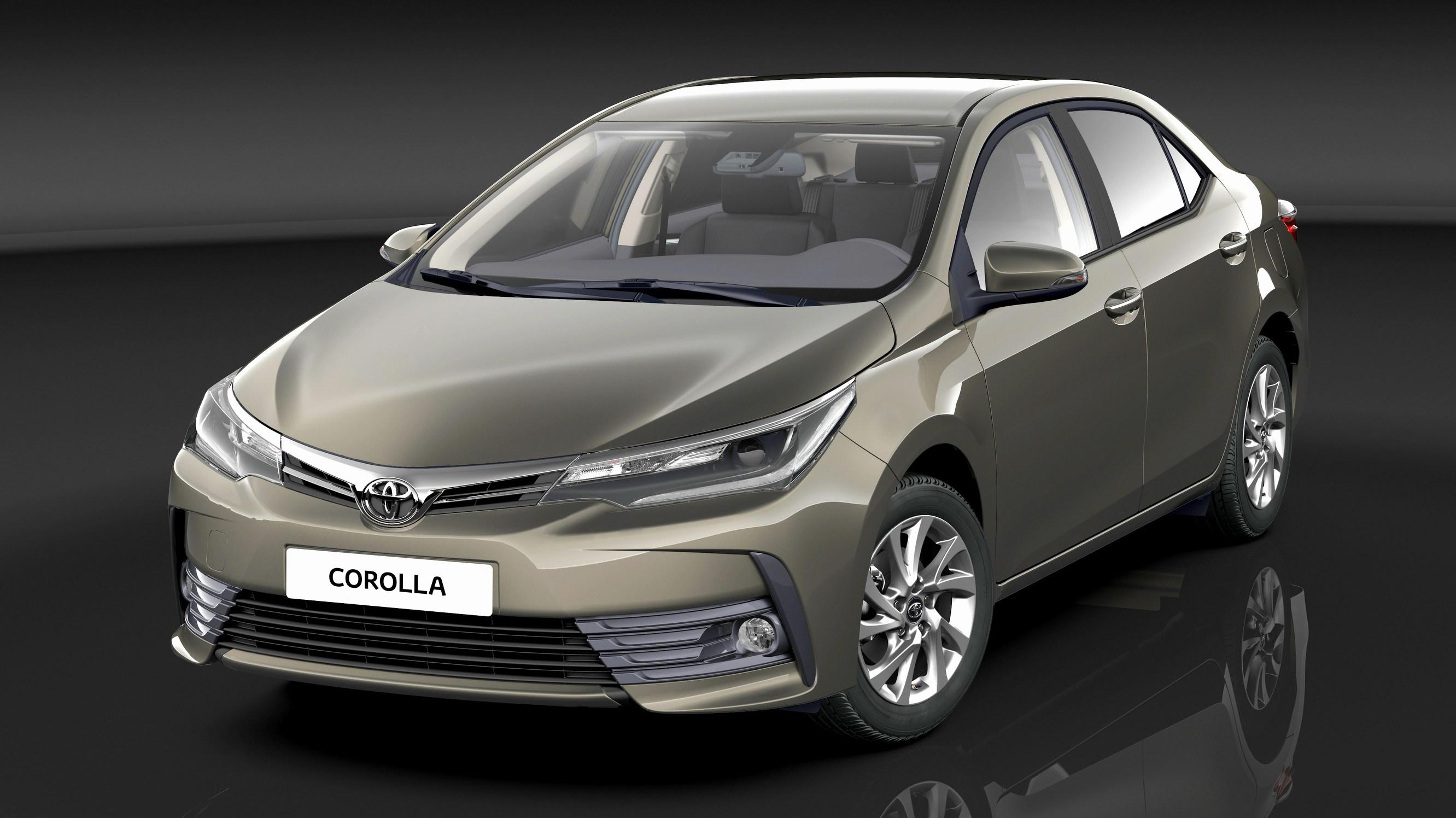 Toyota Corolla 2017 foto