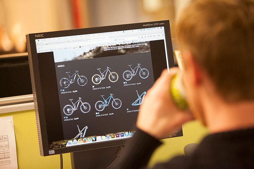Como comprar bicicleta online