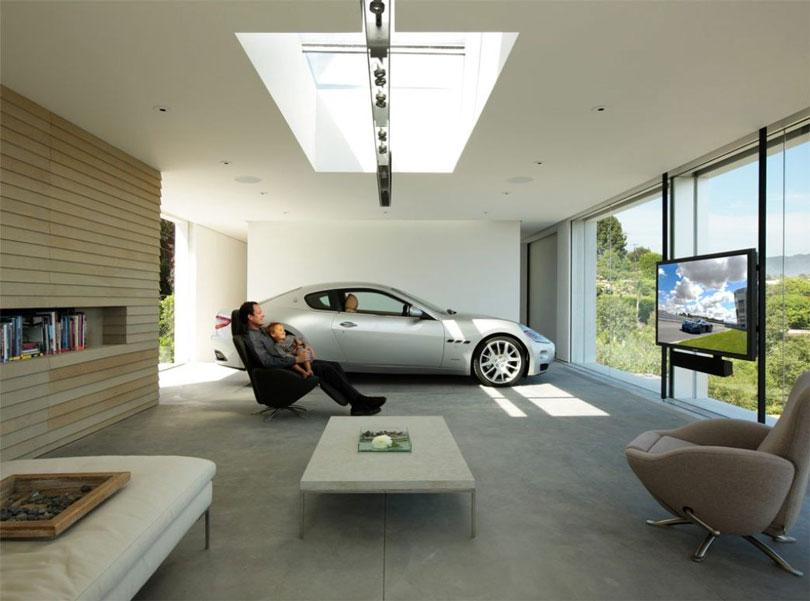 Garagem integrada conhe a essa tend ncia qc ve culos for Garage rouergue auto 12