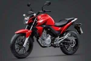 Nova Honda CB Twister 2017