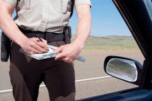 Recorrer de multas de trânsito