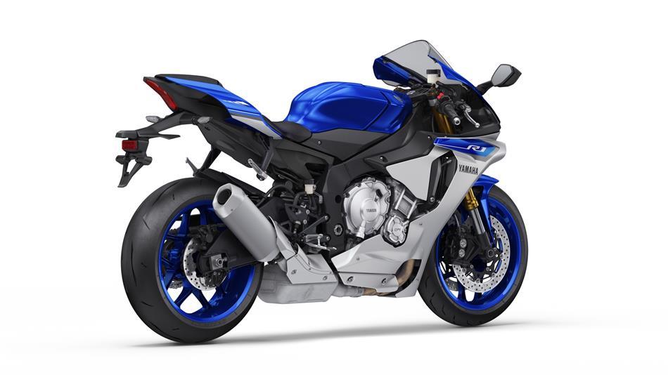 Yamaha R1 2017 1 000cc E Muita Tecnologia Pre 231 O E Fotos