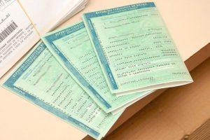 CRLV: Certificado de Registro e Licenciamento de Veículos