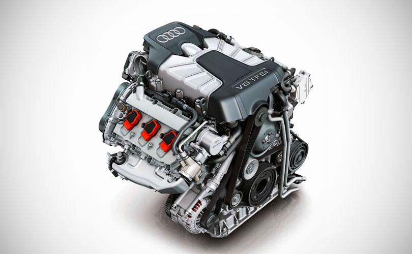 Motor V6 Audi