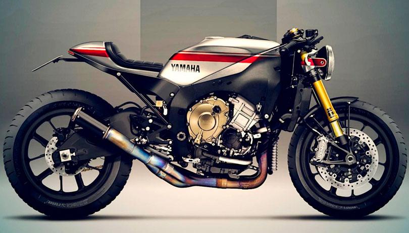 R1M Cafe Racer