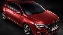 Citroen DS4 2017: Fotos