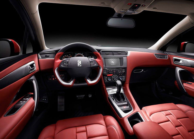 Citroen DS4 2017 - Interior e painel