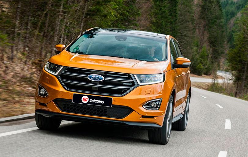 Ford Edge 2017 ficha técnica
