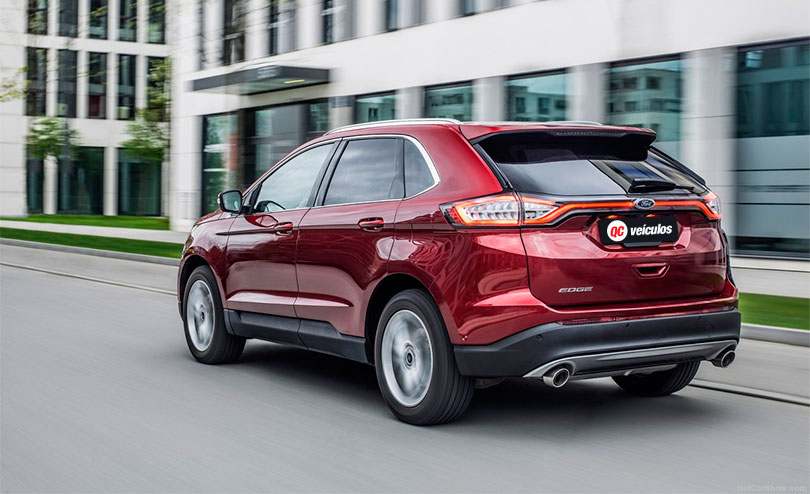 Ford Edge 2017 preço