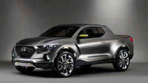 Hyundai Santa Cruz 2020 foto