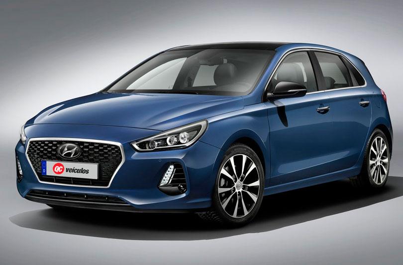 Hyundai i30 2017 - lateral