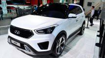 Hyundai Creta ix25 2017