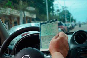 Licenciamento de veículos