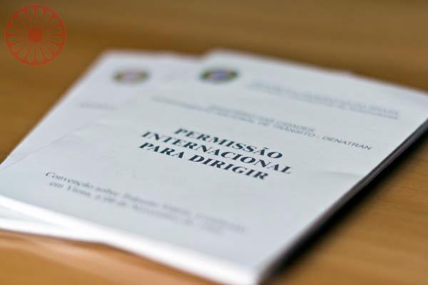 Permissão Internacional para Dirigir emitida no Brasil