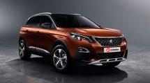 Peugeot 3008 2017 foto