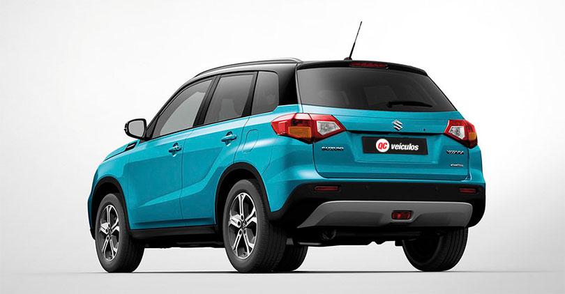 Suzuki Vitara 2017 traseira