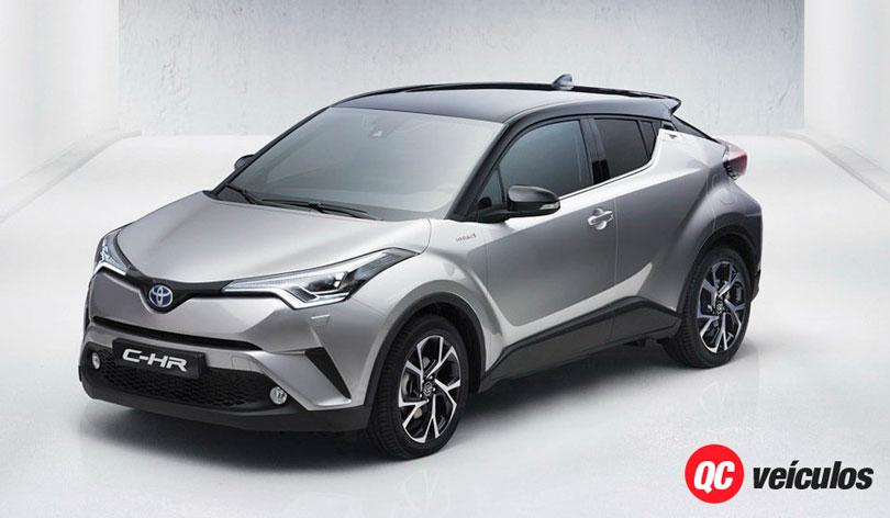 Toyota C-HR 2017