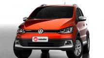 Volkswagen Crossfox 2017 foto