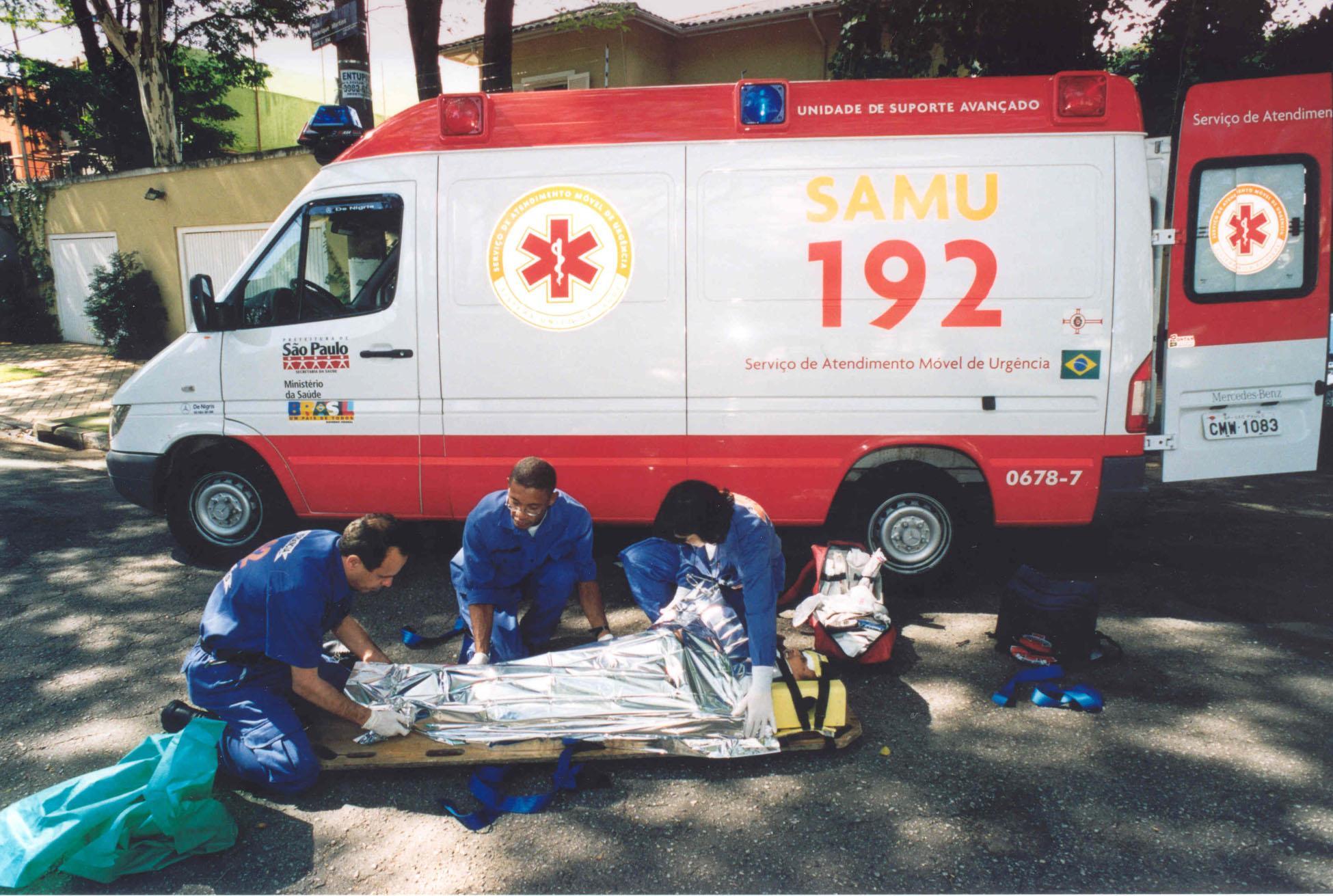 Ambulância-urgência