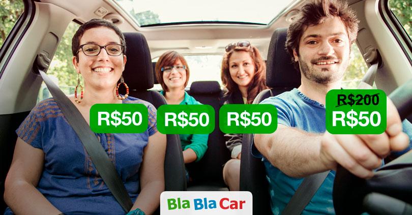 BlaBlaCar como funciona