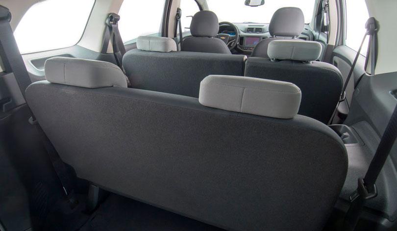 Chevrolet Spin 2017 - Interior