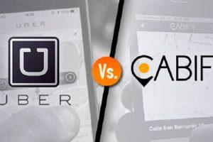 Uber vs Cabify