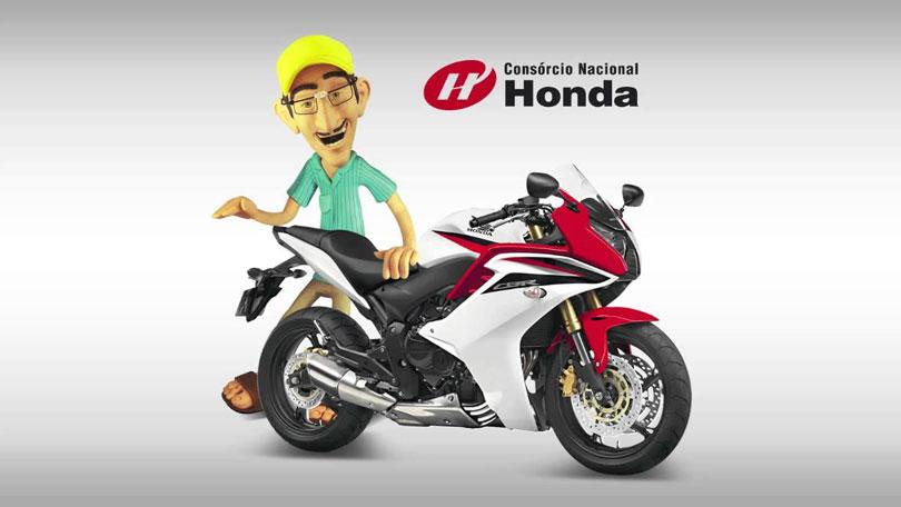 Resultado de imagem para Consórcio Nacional Honda