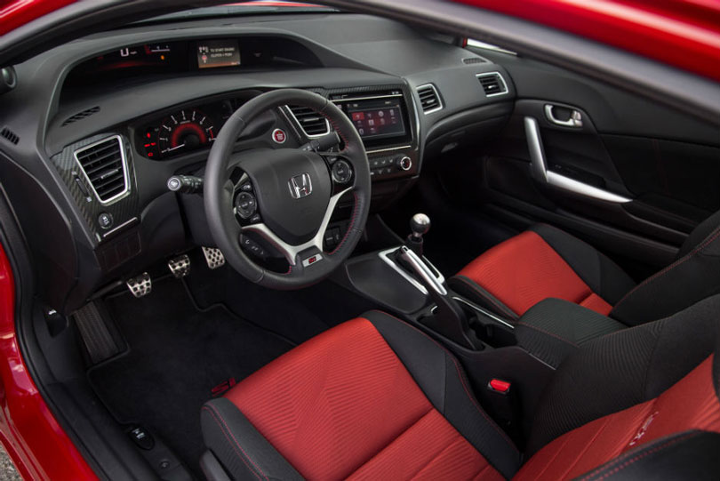Honda Civic Si 2017 An 225 Lise Motoriza 231 227 O Vers 245 Es E Fotos