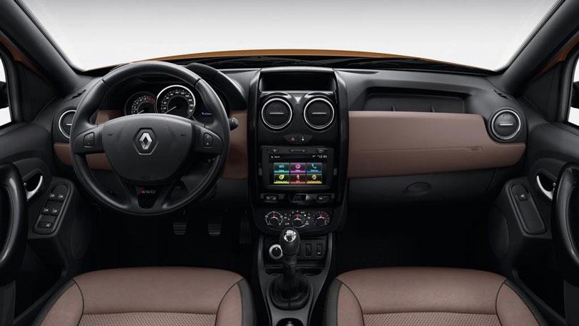 Renault duster 2017 an lise motoriza o consumo e fotos - Dacia duster 2017 interior ...