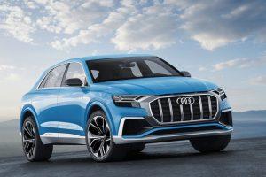 Audi Q8 Concept 2018