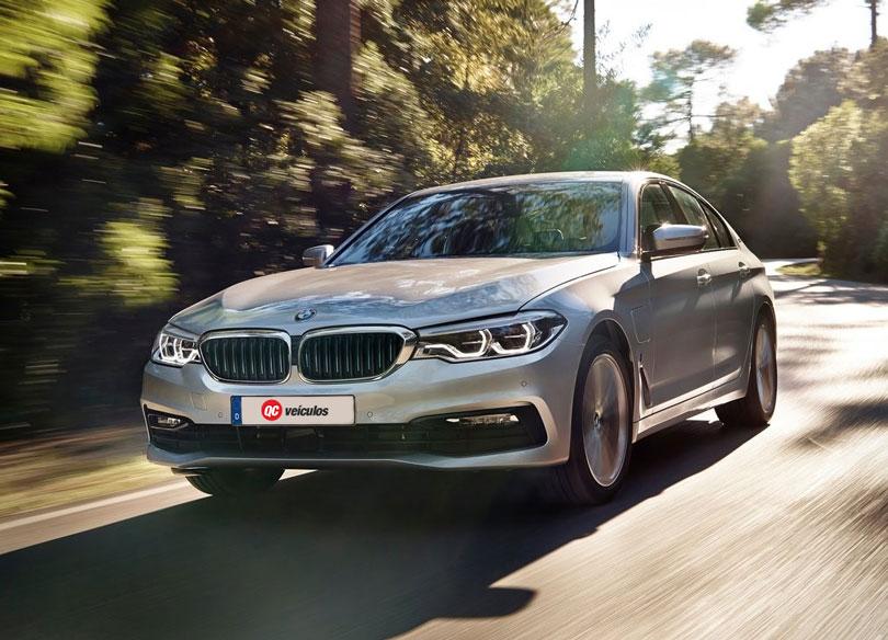 BMW Série 5 2018 M550i