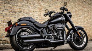 Harley Davidson Fat Boy 2017